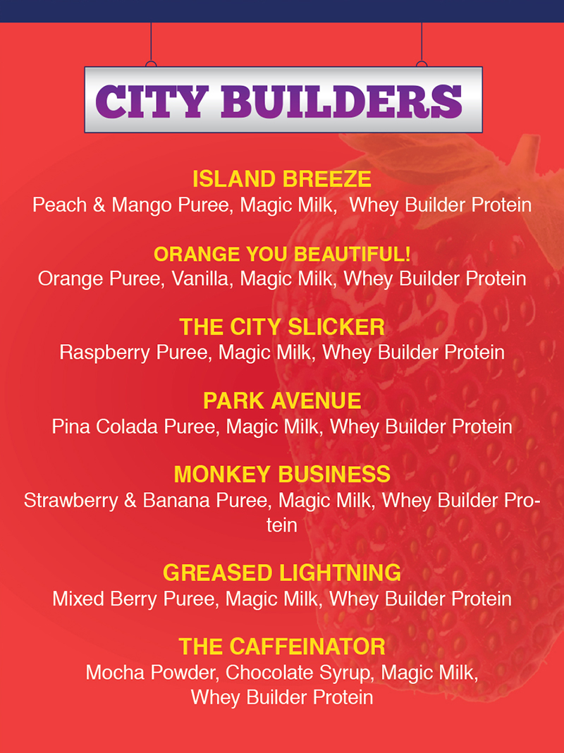 City Builders menu